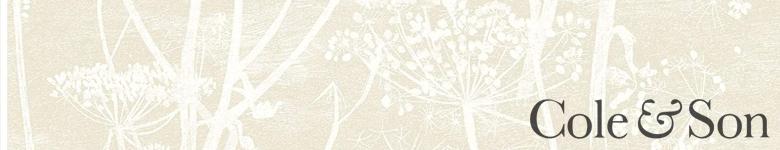 papier peint cole & son bordeaux