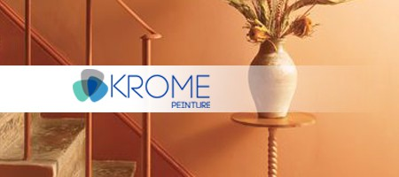 peinture Krome Fer