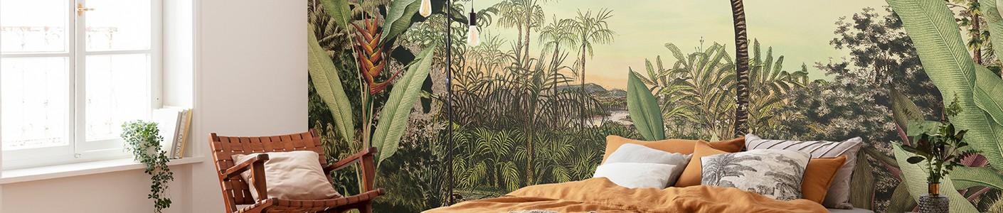 papier peint panoramique bordeaux